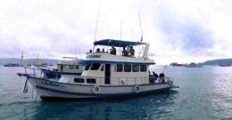 Лодка Big Game1