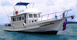 Лодка Санрак