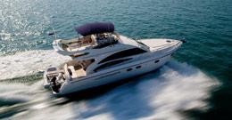 Yacht Princess 42