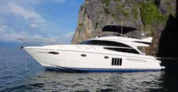Yacht Princess 60