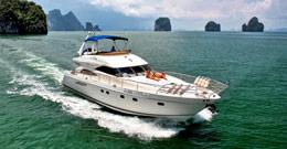 Yacht Princess 65
